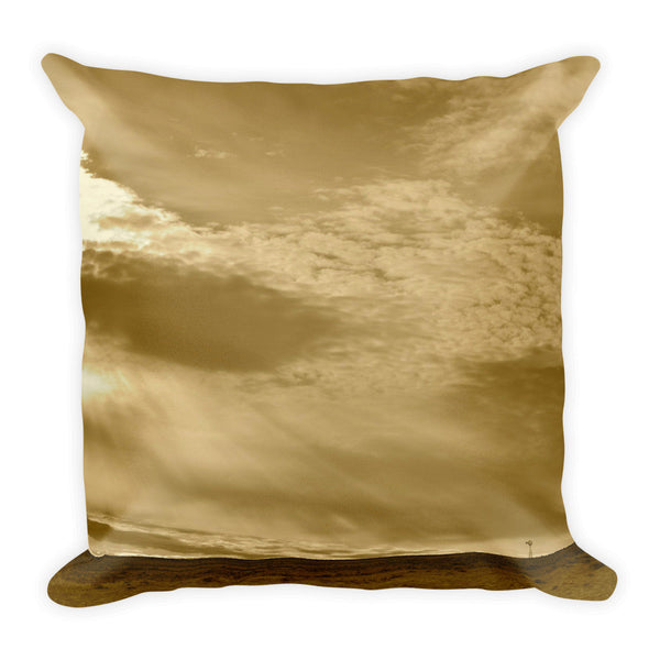 Elliots Throw Pillow