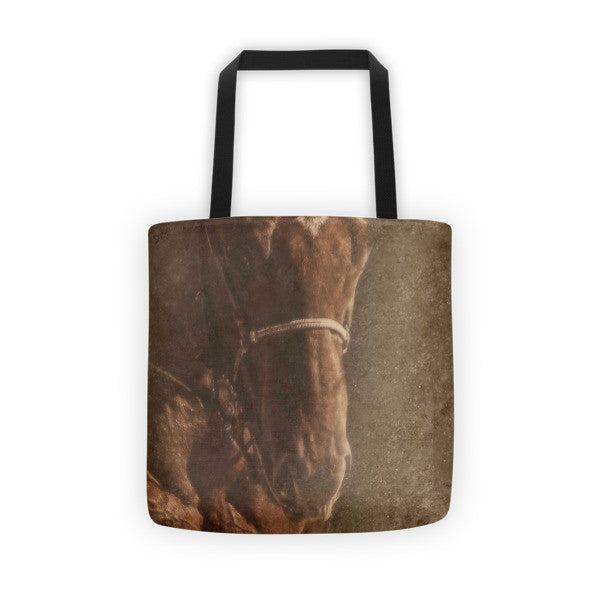 Prowess and Power Tote bag