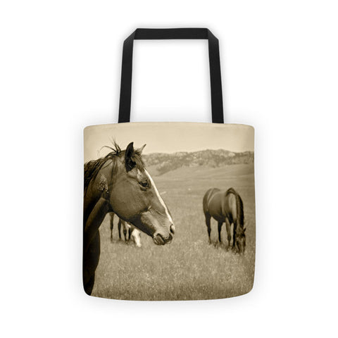 Young Stud Tote bag