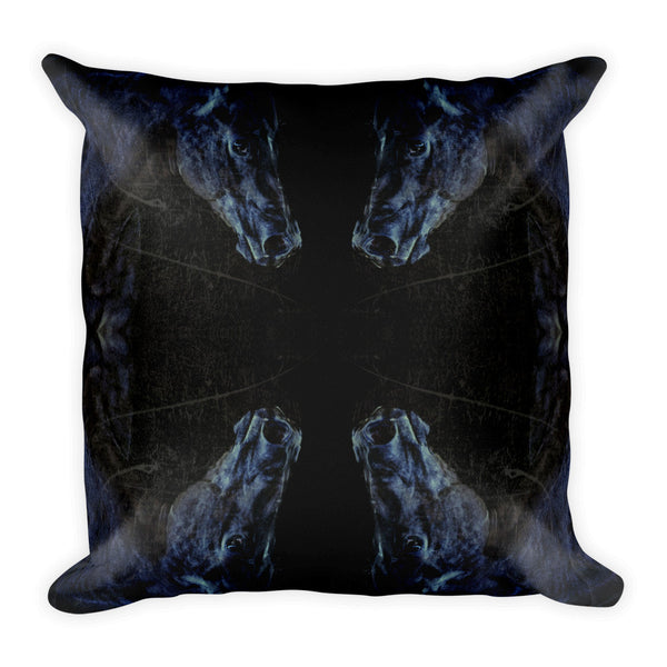 Cirque De Soul Horse Throw Pillow