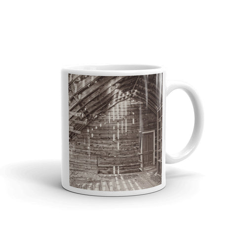 Inside the Past Mug