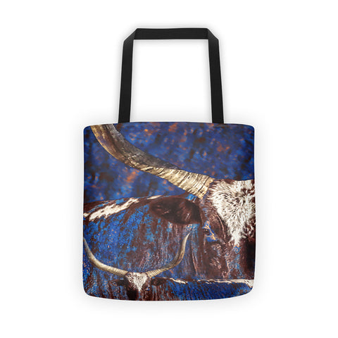 Watusi Blues Tote bag