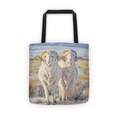 Double the Ram Power Tote bag