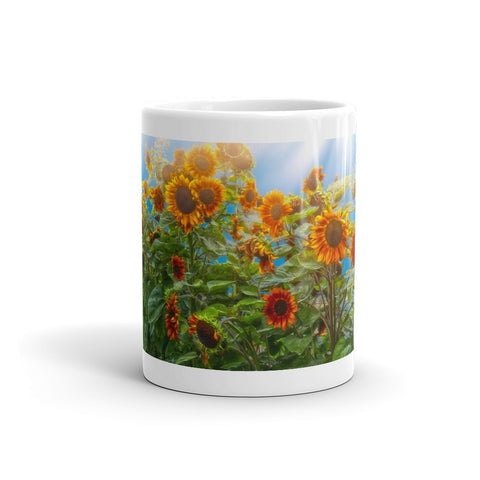 Sunflower Pack Mug