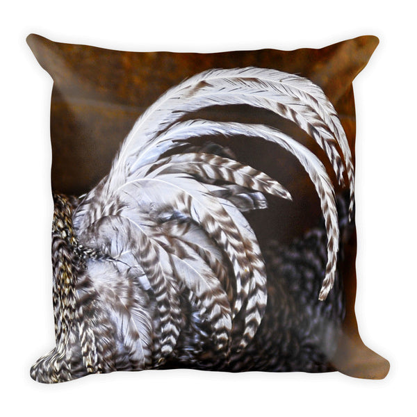 Rooster's Tail Pillow
