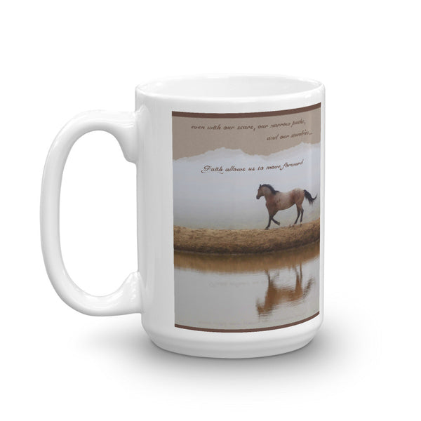 Mystical Beauty Inspirational Mug