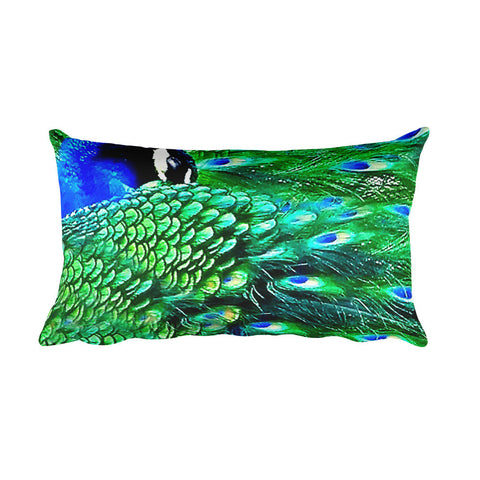 Bejeweled Rectangular Pillow