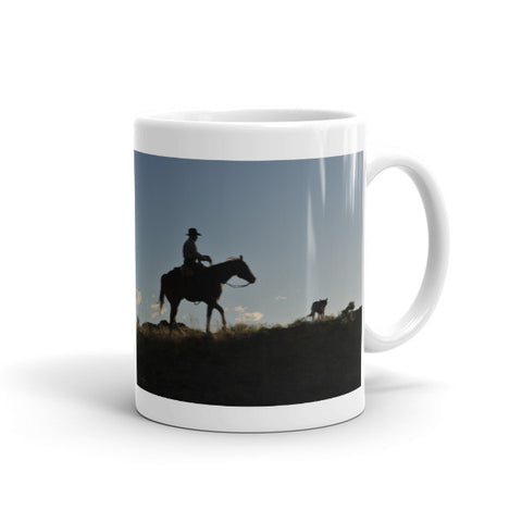 Sunset Ride Mug