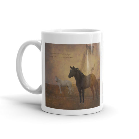Look Forward Mug