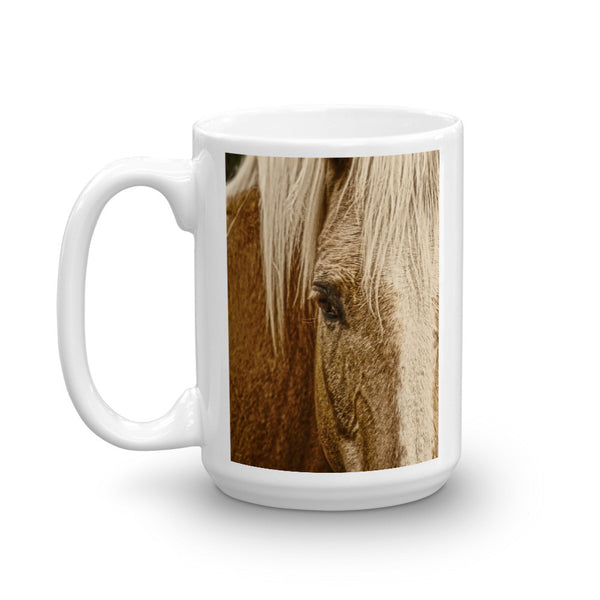 Wickenburg's Palomino Gold Mug
