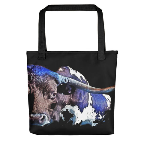 Texas in the Moonlight Tote bag