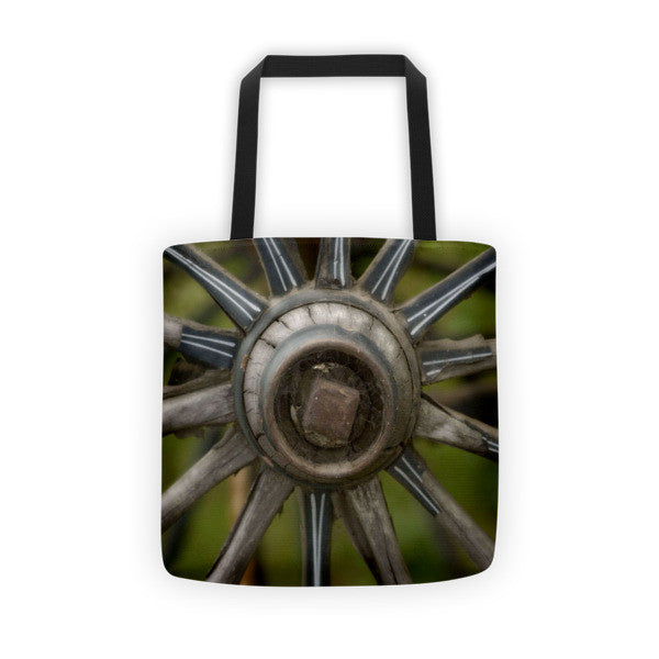 Center Of The West Tote bag