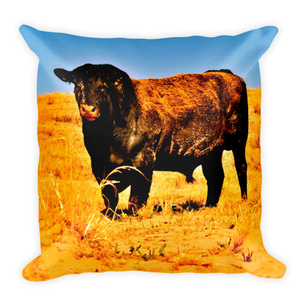 Bring It Throw Pillow
