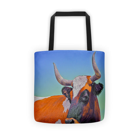 Orange Crush Tote bag