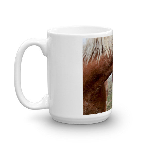 Dreaming in the Mist Mug
