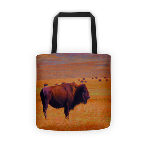 Sunrise Watch Tote bag