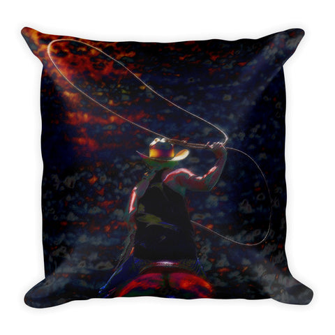 Hot Flash Throw Pillow