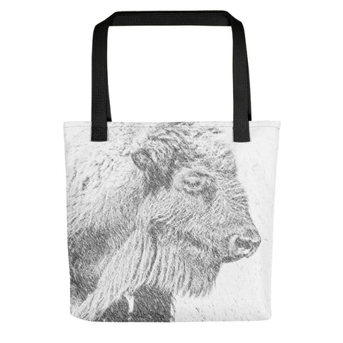 Buffalo Blizzard Tote bag