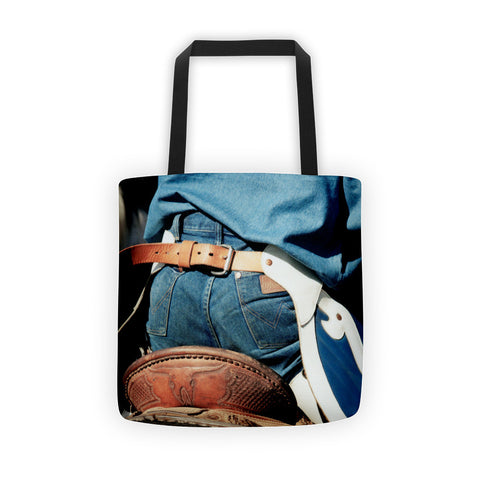 Rugged Wrangler Tote bag