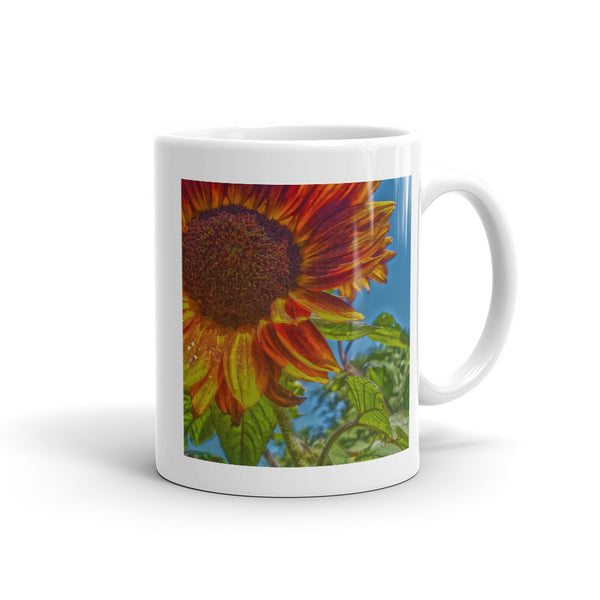 Sunflower Bonnet Mug