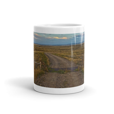 The Road Less Traveled Mug