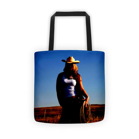 Tougher Than Nails Tote bag
