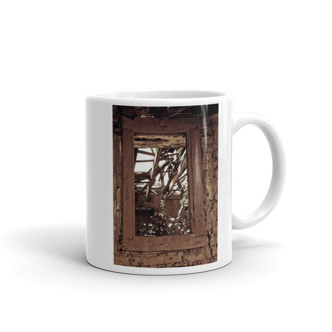 Bunk House Window Mug