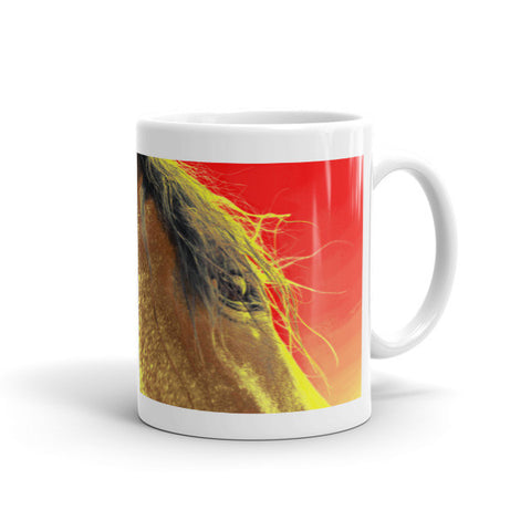Whips Eye Electrified Mug