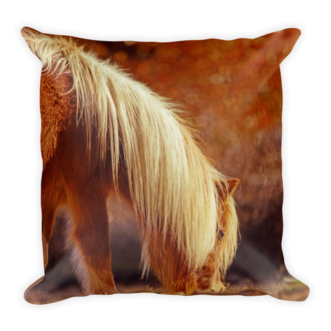Autumn in Color Throw Pillow