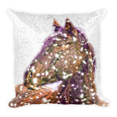 Beneath Your Beautiful Throw Pillow