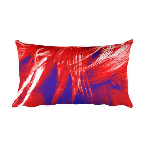 Let Freedom Ring Rectangular Pillow