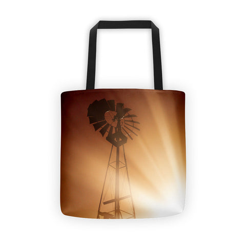 Tommy's Windmill Tote bag