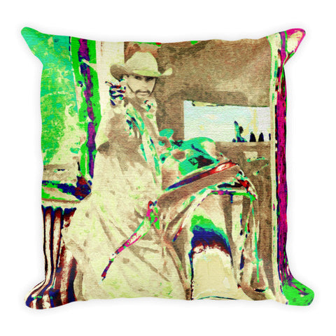 Sometimes Its Fast Throw Pillow