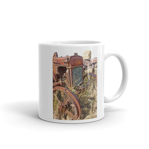 Case and Bales Mug