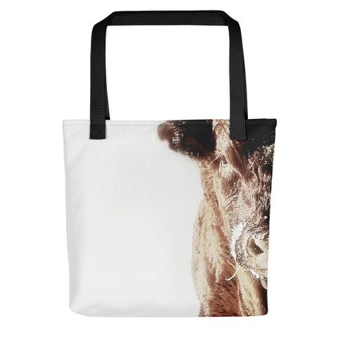 Power and Ice Tote bag