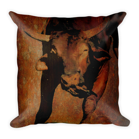 Vintage of a Kind Throw Pillow