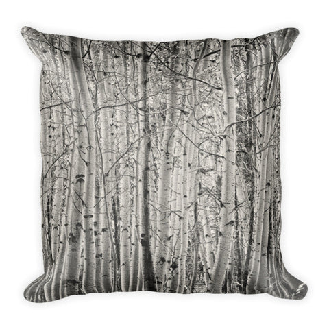 Aspen Illusion Throw Pillow