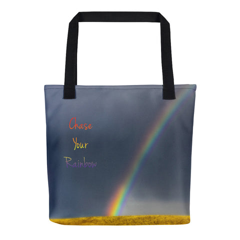 Chase Your Rainbow Tote bag