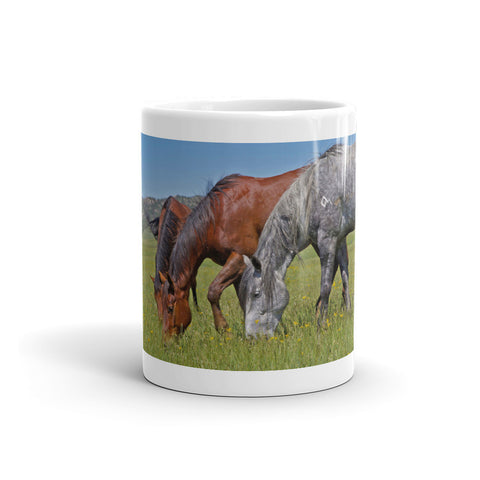 Grass Grazing Time Mug