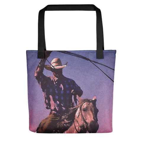 Midnight Cowboy Tote bag
