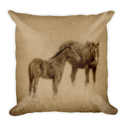 That Wild Thing Called Beautiful Throw Pillow