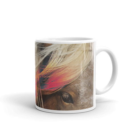 Color in Oz Mug