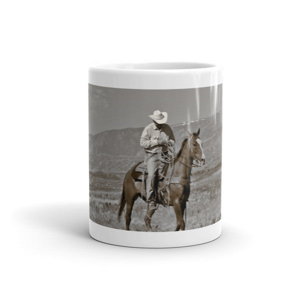 Those Wild Montana Skies Mug