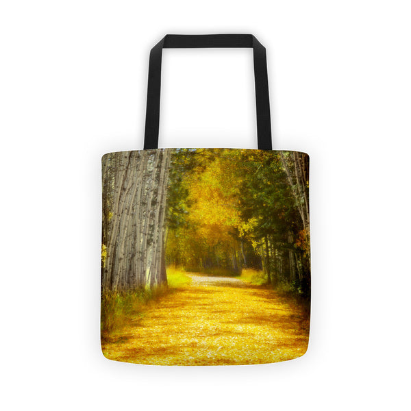 Say You'll Follow Me Tote bag