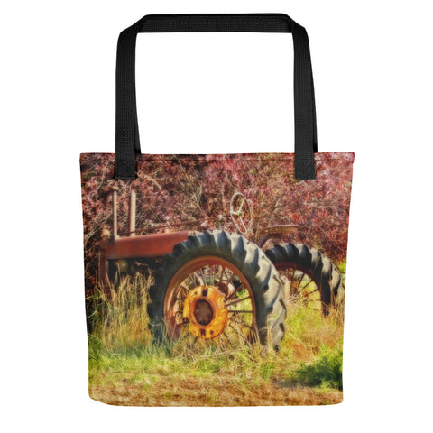 Tractor Tote Bags
