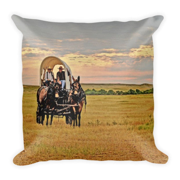Those Were the Days my Friend Throw Pillow