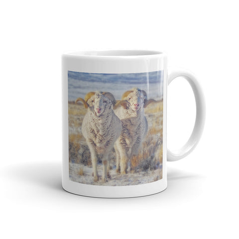 Double the Ram Power Mug