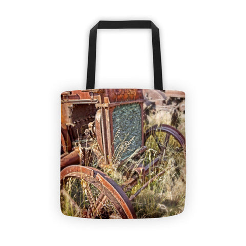 Case and Bales Tote bag