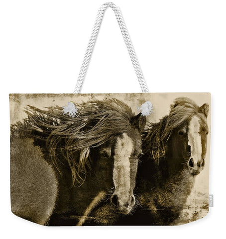 Winds of Time Weekender Tote bag