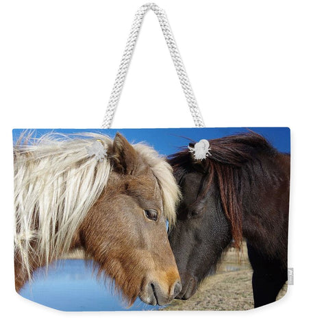 Pony Love Weekender Tote bag